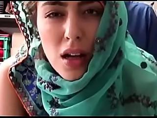 Arabian girl fucked in the office